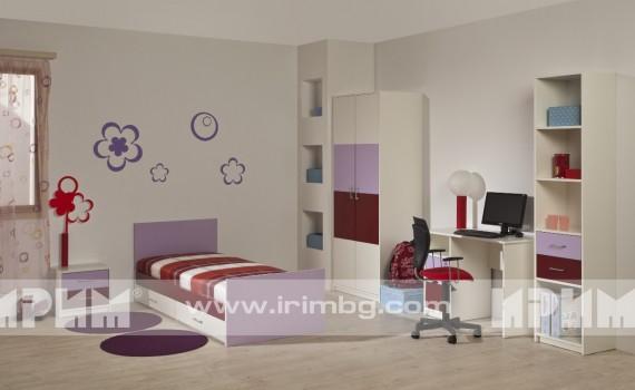 Детско легло ЕЛМО 1